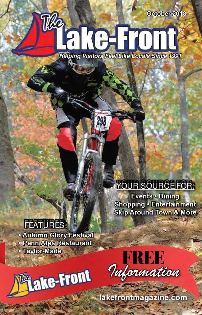 Latest Issue of Lake-Front Magazine