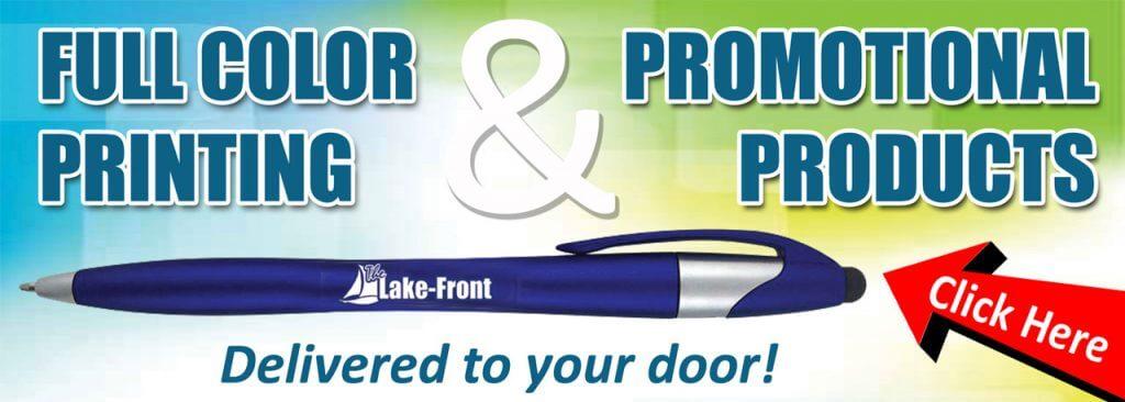 Full Color Printing & Promotional Products