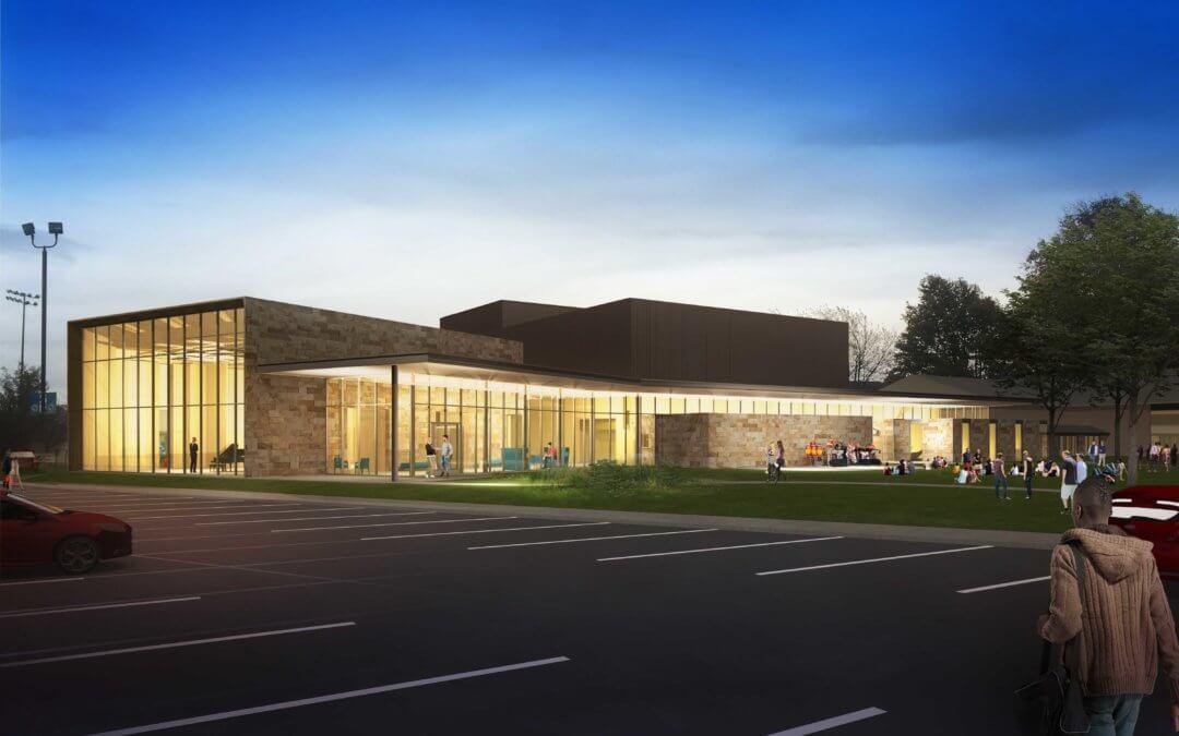 Performing Arts Center at Garrett College Moving Forward