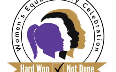 Women's Equality Day 2021 Celebration