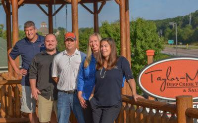 Taylor-Made Deep Creek Vacation & Sales Celebrating 10 Years