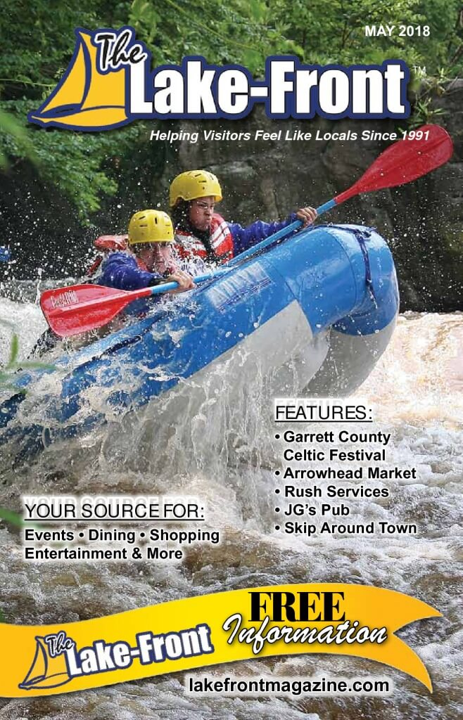 Latest Issue of Lake-Front Magazine